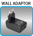 BANNER H3 RELATED wall adaptor