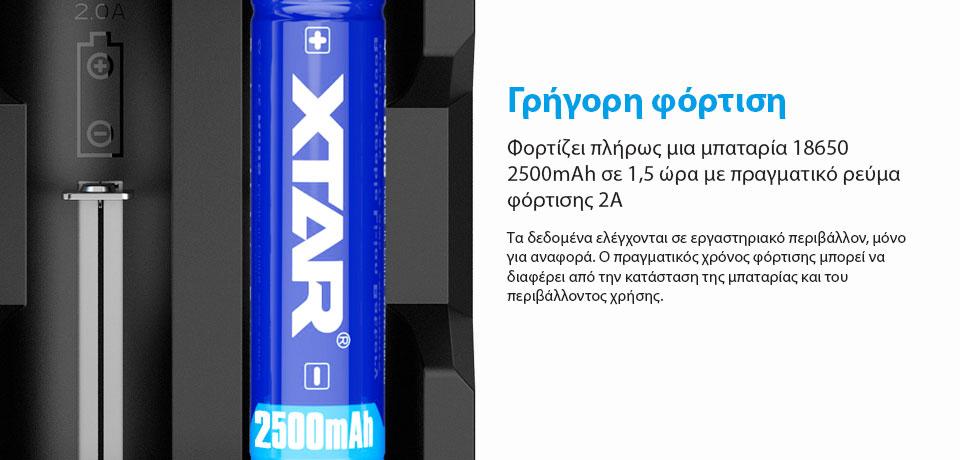 XTAR X2 Charger slider03