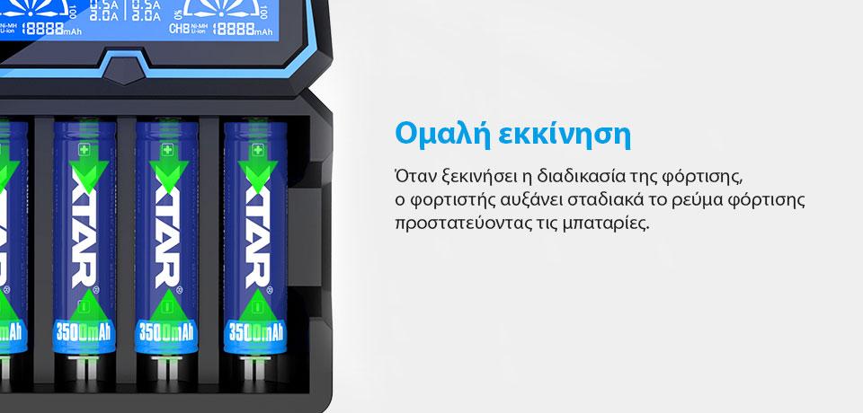 XTAR X4 Charger slider04