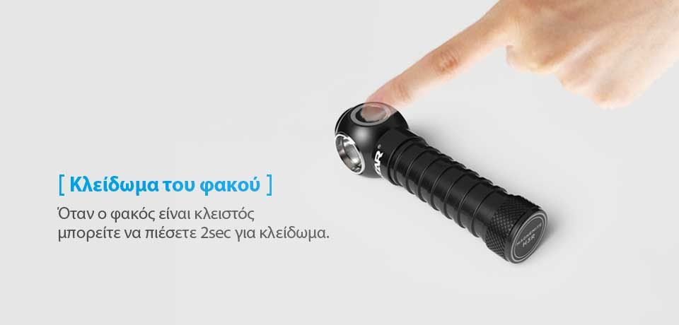 XTAR MAGNEMITE H3R flashlight slider10