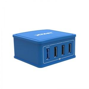 XTAR 27W 4-Port USB Φορτιστής